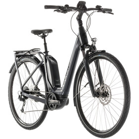 Cube Touring Hybrid 400 Easy Entry, iridium'n'black